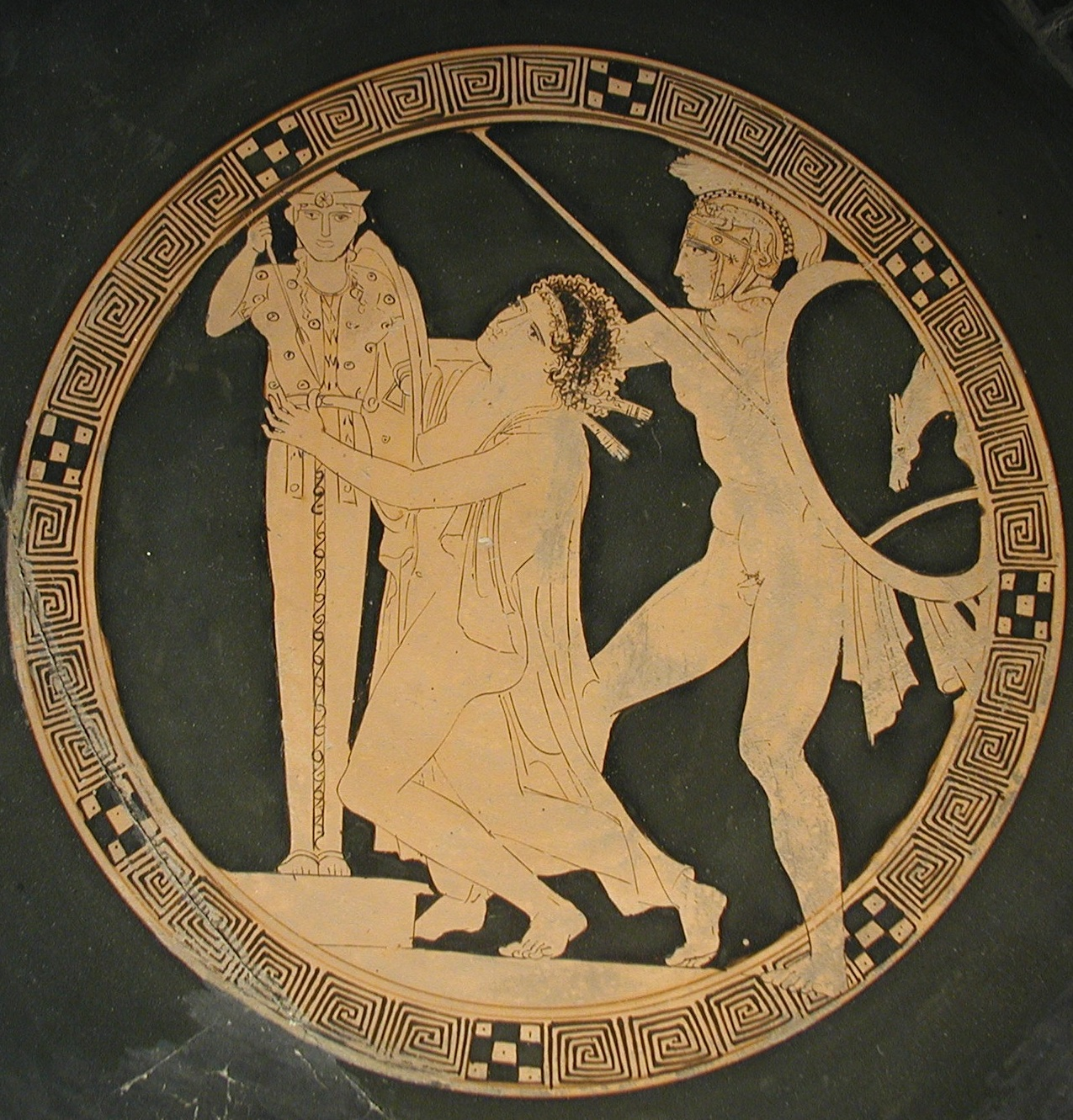 the female gender roles in the play agamemnon by aeschylus Aeschylus highlights the implications of gender roles in greek society with the foiling justice being carried out by a female a monologue from the play.